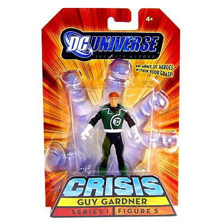 DC Universe Crisis Infinite Heroes Series 1 Guy Gardner 3.75