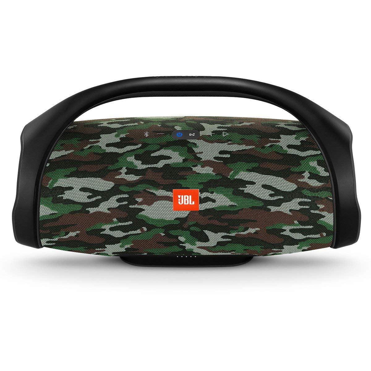 JBLBOOMBOXSQUA JBL Boombox Portable Bluetooth Waterproof Speaker (Camouflage) by JBL
