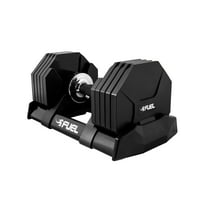 Deals on FUEL Pureformance Adjustabell Dumbbell, Quick Select 5-50 Pounds