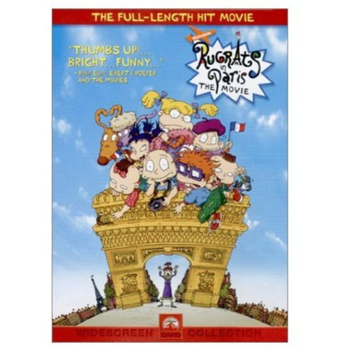 Rugrats In Paris: The Movie (Widescreen)