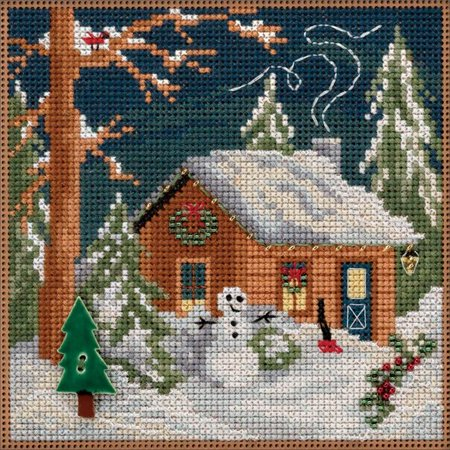 Mill Hill Counted Cross Stitch Kit 5.25