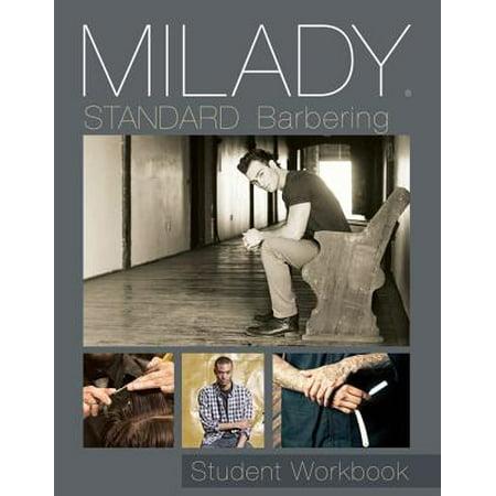 Milady Mix (Student Workbook for Milady Standard Barbering)