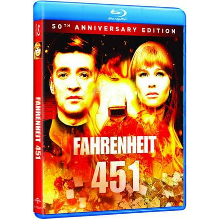Fahrenheit 451 (Blu-ray) - The Halloween Tree By Ray Bradbury