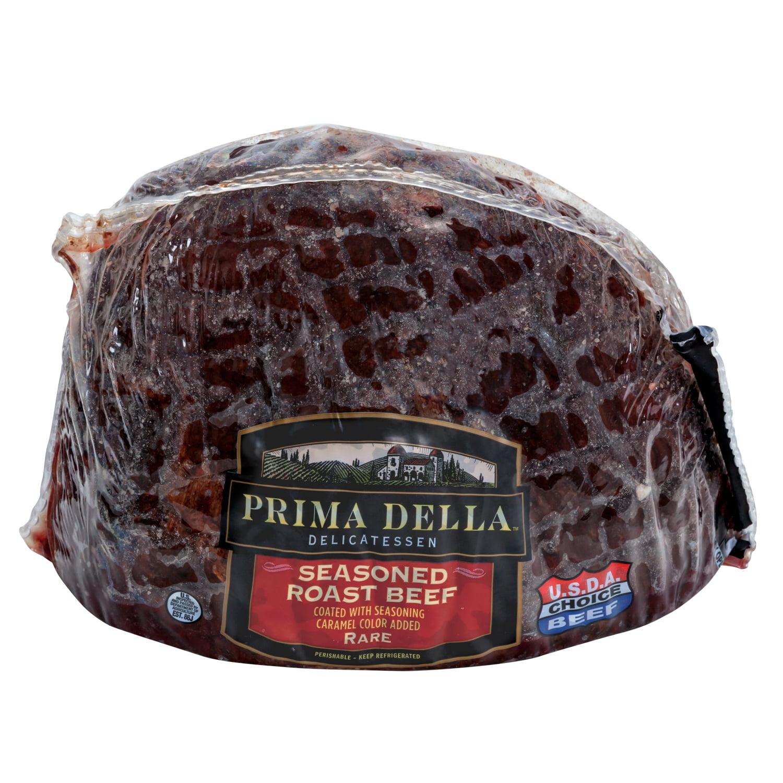 Prima Della Seasoned Filet Of Roast Beef