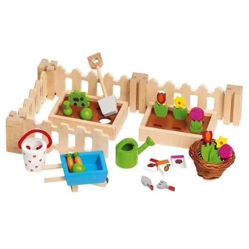 My Little Garden Wooden Play Set