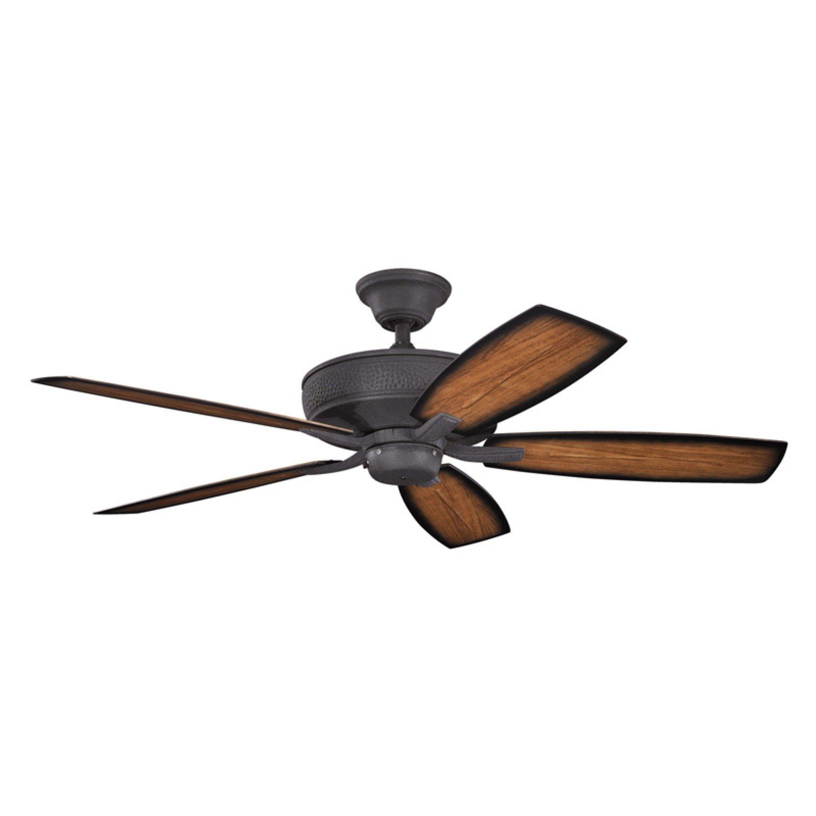 Kichler Monarch II Patio 310103 52 in. Indoor/Outdoor Ceiling Fan