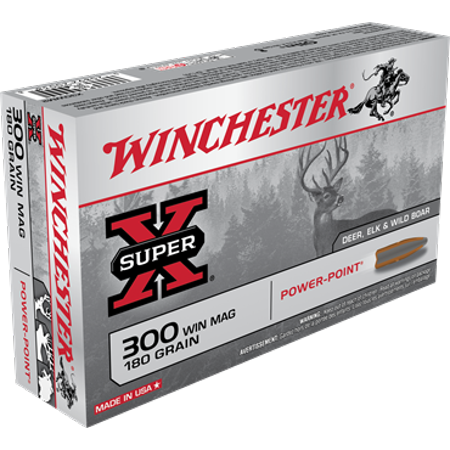 Winchester 300 Winchester Mag. 20 Rds