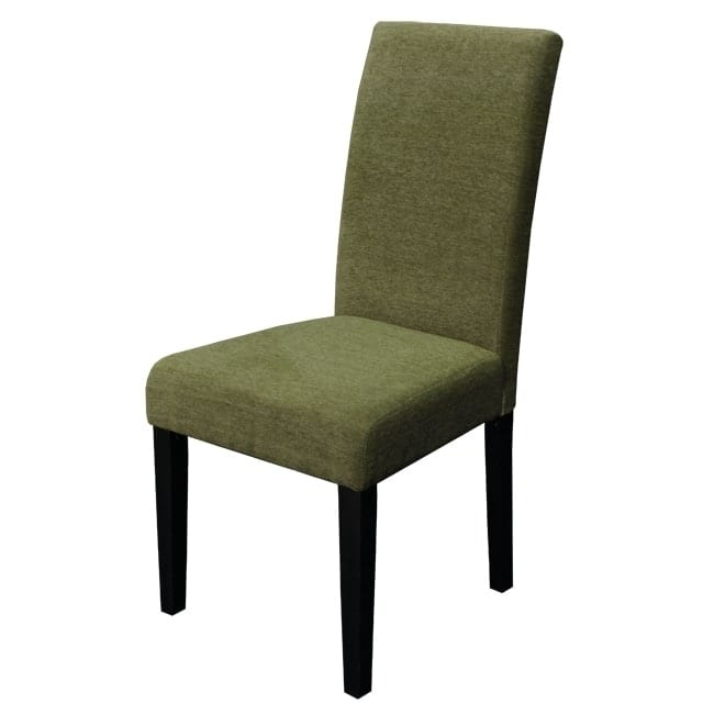 monsoon aprilia moss green upholstered dining chairs set of 2