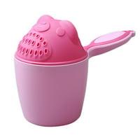 matoen Baby Spoon Shower Bath Water Swimming Bailer Shampoo Cup Children's Products