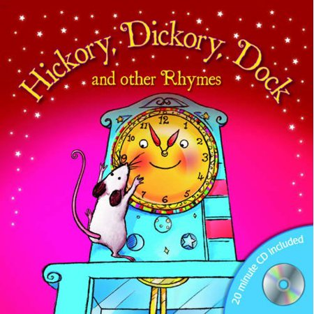 Hickory Dickory Dock and Other Rhymes (Carryboard and CD)