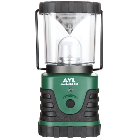 AYL StarLight330 Water-Resistant / Shock-Proof Emergency Camping Lantern