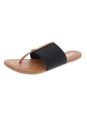 64fed1525c0 Product Image XOXO Womens Ganelo Thong Flip-Flops Flat Sandals
