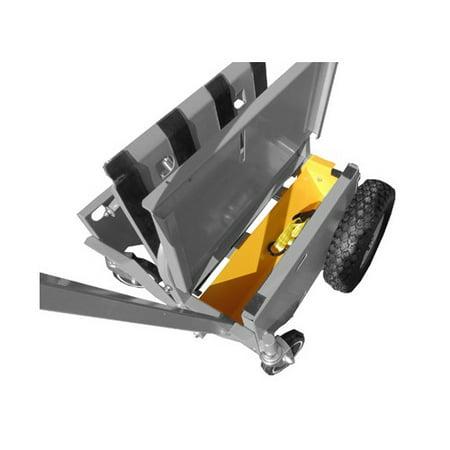 Saw Trax PETB Panel Express Material Cart Tool Box