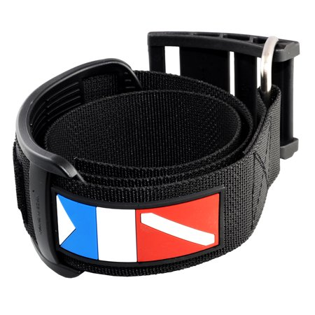 Typhoon Tank Band with Plastic Cam Buckle for Scuba Divers B.C.D.s (Typhoon Band)