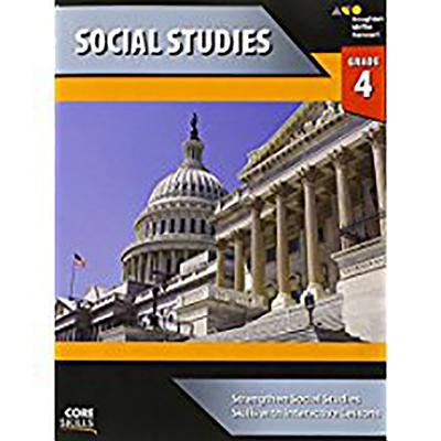 Steck-Vaughn Core Skills Social Studies : Workbook Grade