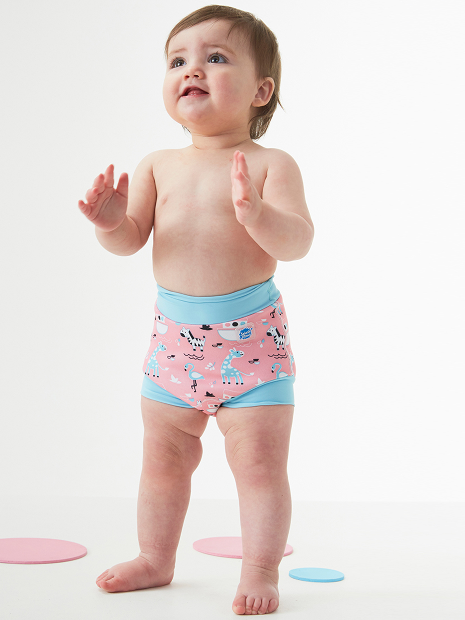 Splash About New and Improved Happy Nappy/™ Swim Diapers