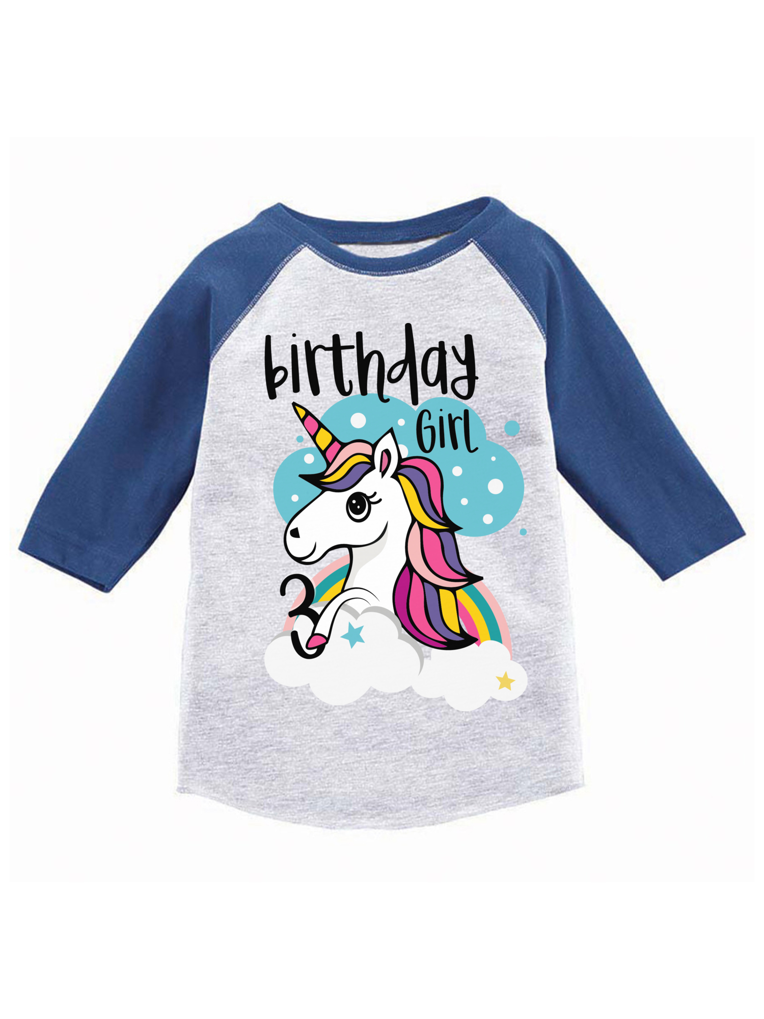 c541542fca Girls 3rd Birthday Toddler T-Shirts - CafePress