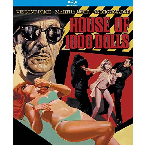 House Of 1,000 Dolls (Blu-ray)