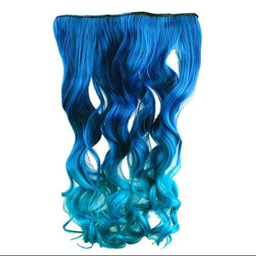 "AGPtek 26"" Enstyle Supreme Neon Tangle Curly 100% Human Color Hair Extension"