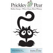 Prickley Pear Cling Stamps 2.25 Inch X 2 Inch-Retread