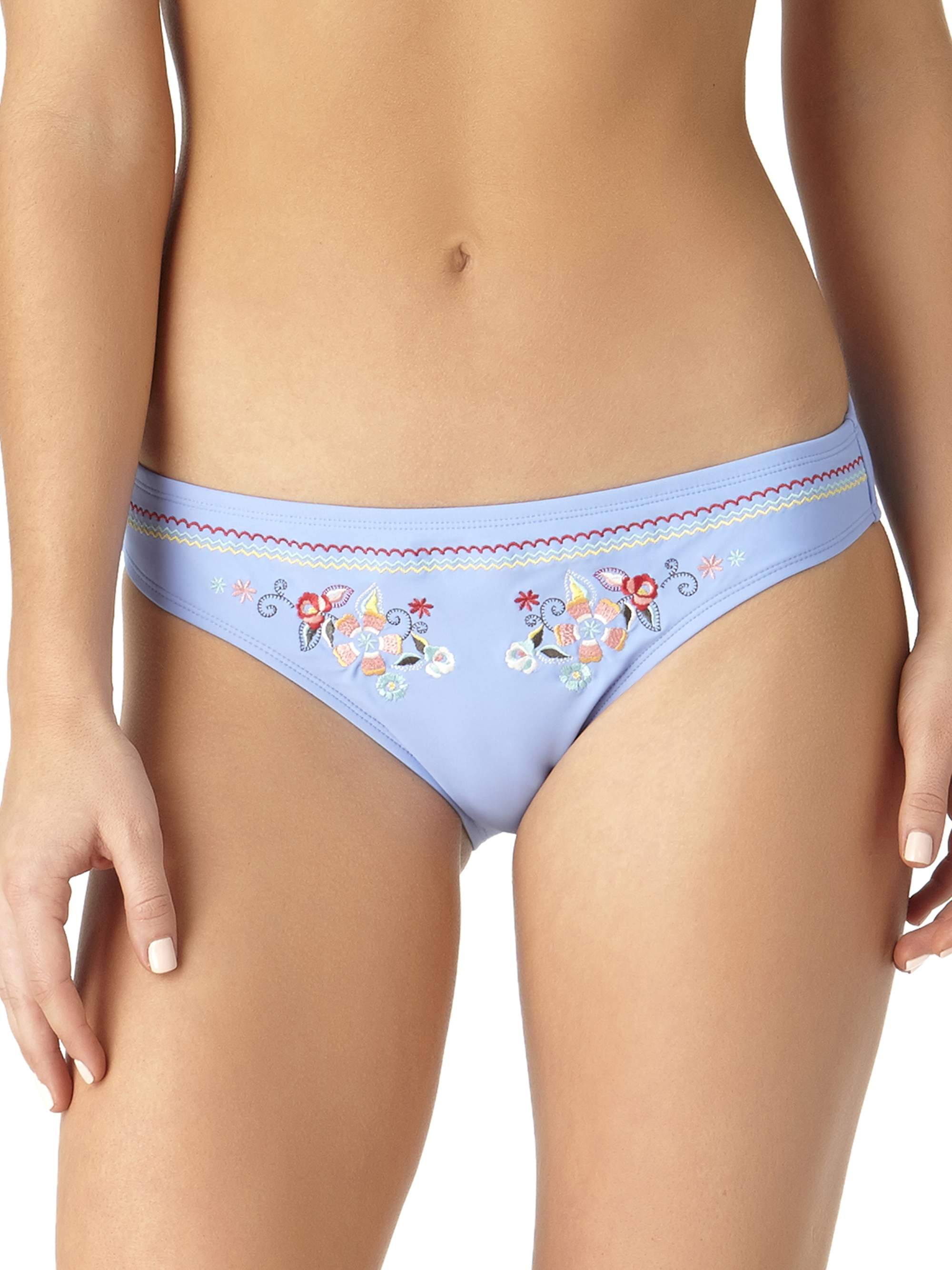 Women's Elevated Arizona Floral Swimsuit Bottom