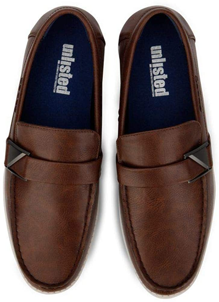 Unlisted by Kenneth Cole Mens Emersin Slip on Loafer