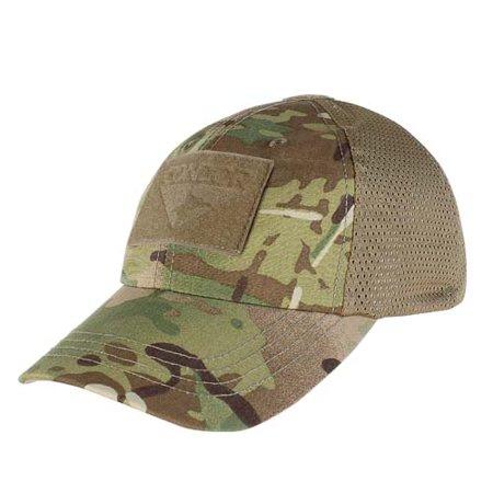 Condor Multicam Mesh Tactical Cap / Hat
