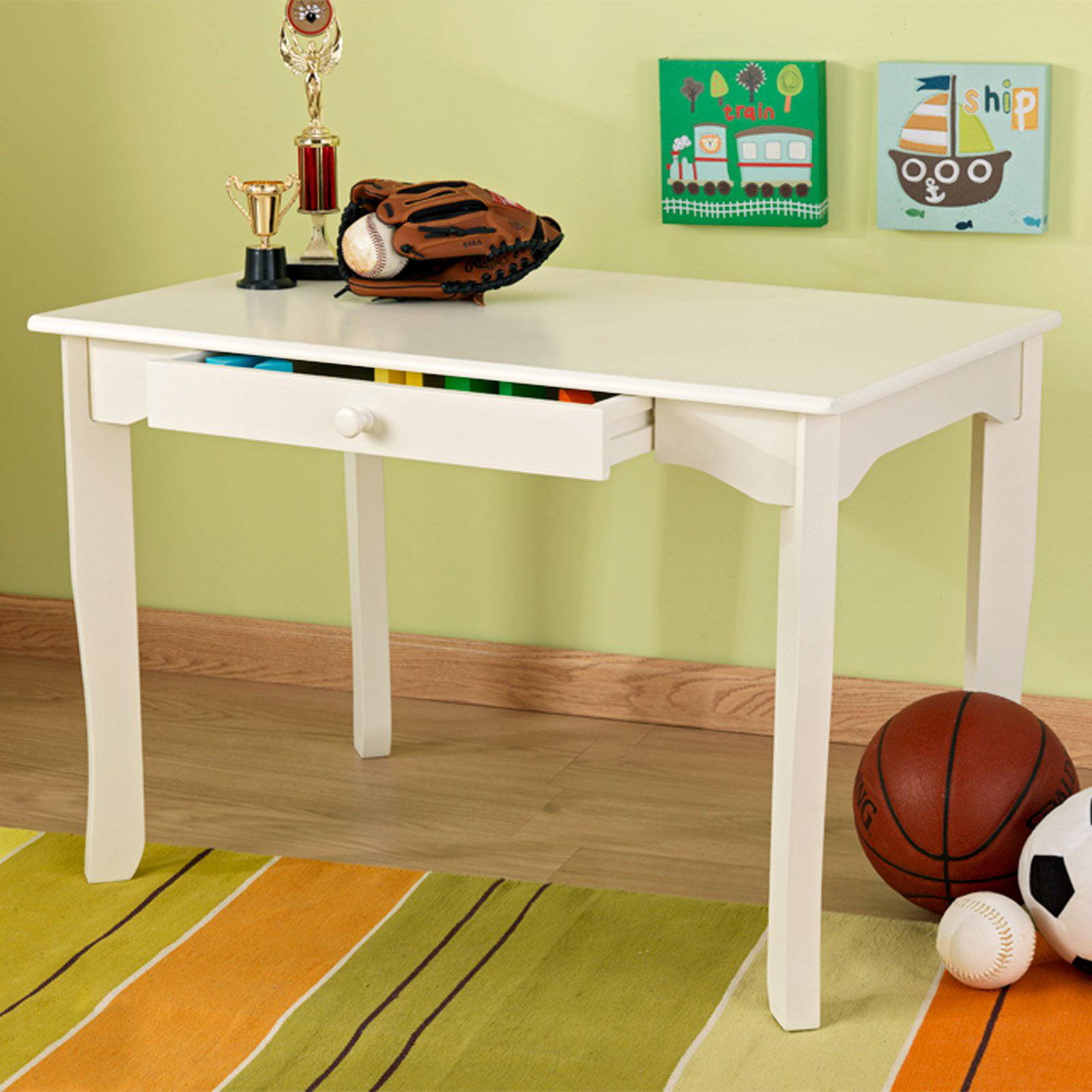 Kidkraft Vanilla Avalon Table Create Your Own Set 26634 Com