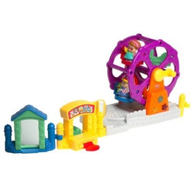 Fisher Price Little People Musical Ferris Wheel by Little People