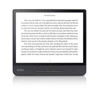 "Kobo Forma eReader - 8"" HD Carta E Ink most lightweight touchscreen, Page-turn buttons, ComfortLight PRO, waterproof"