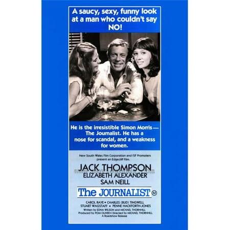 Posterazzi MOVGF2311 The Journalist Movie Poster - 27 x 40 in. - image 1 de 1
