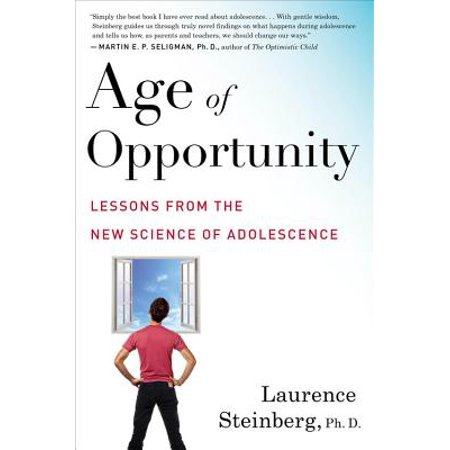 Age of Opportunity : Lessons from the New Science of Adolescence (Life Science Lesson Plans)