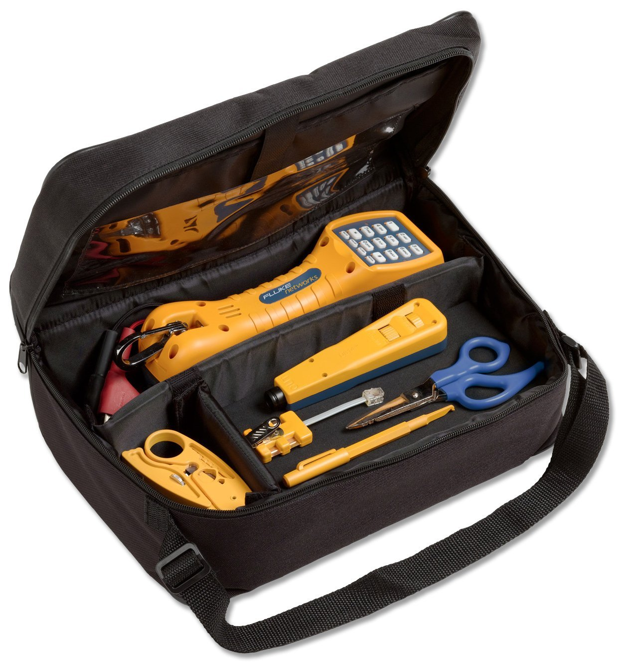 Fluke Networks Elec Contractors Telecom Kit