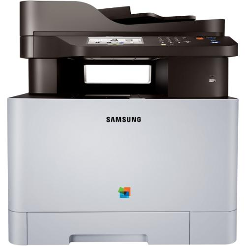 Samsung SL-C1860FW/XAA Wireless Color Printer with Scanner, Copier and Fax