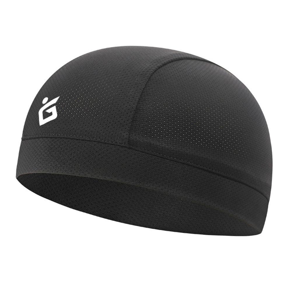 Fashion Cooling Skull Cap Breathable Sweat Wicking Cycling Running Hat Cap for Man