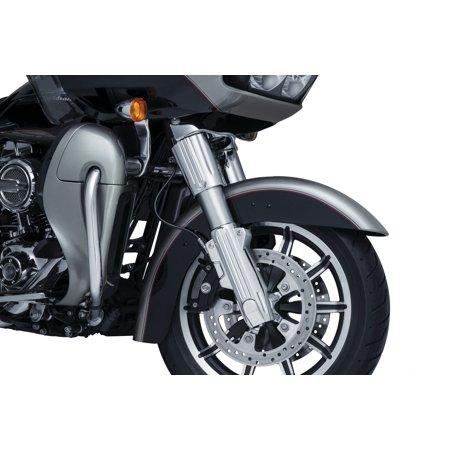 Kuryakyn Lower Leg Deflector Shields Chrome   7148