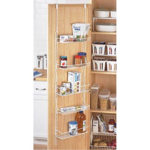 14 Piece Kitchen Shelving System