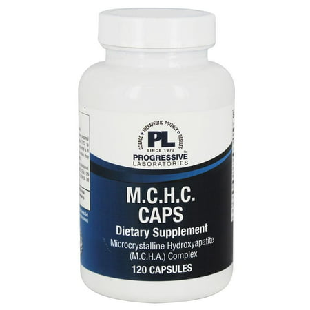 Progressive Laboratories - M.C.H.C. Microcrystalline Calcium Hydroxyapatite Complex - 120