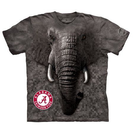 The Mountain Big Face Crimson Tide Short Sleeve T-shirt ()