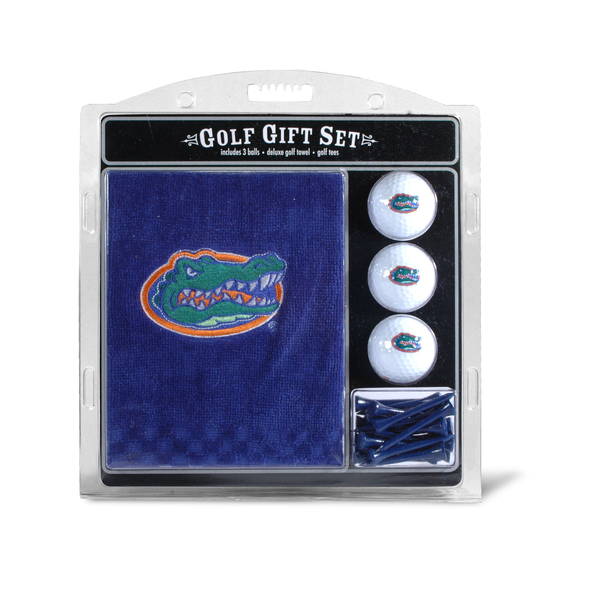 University of Florida Embroidered Towel Gift Set
