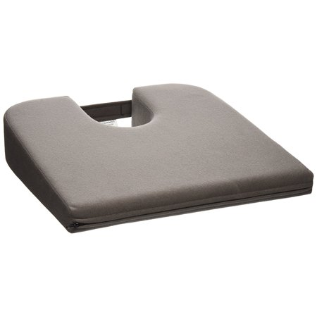 Tush Cush Car - - Charcoal Gray, The Compact Car-Cush is a wedge-shaped cushion with cut-out scientifically designed to relieve and prevent back pain, numb buttocks, and.., By Tush Cush Compact Car Cush