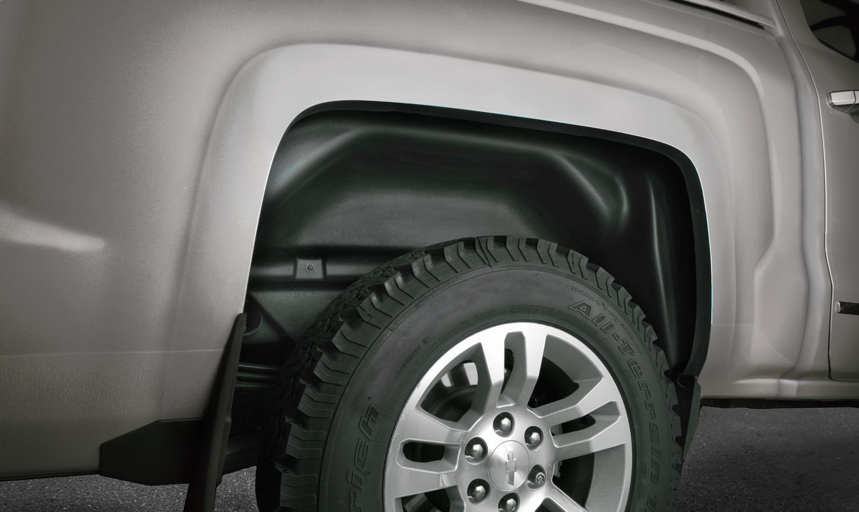Husky Liners 79061 Wheel Well Guard Fits 19-21 Silverado 1500
