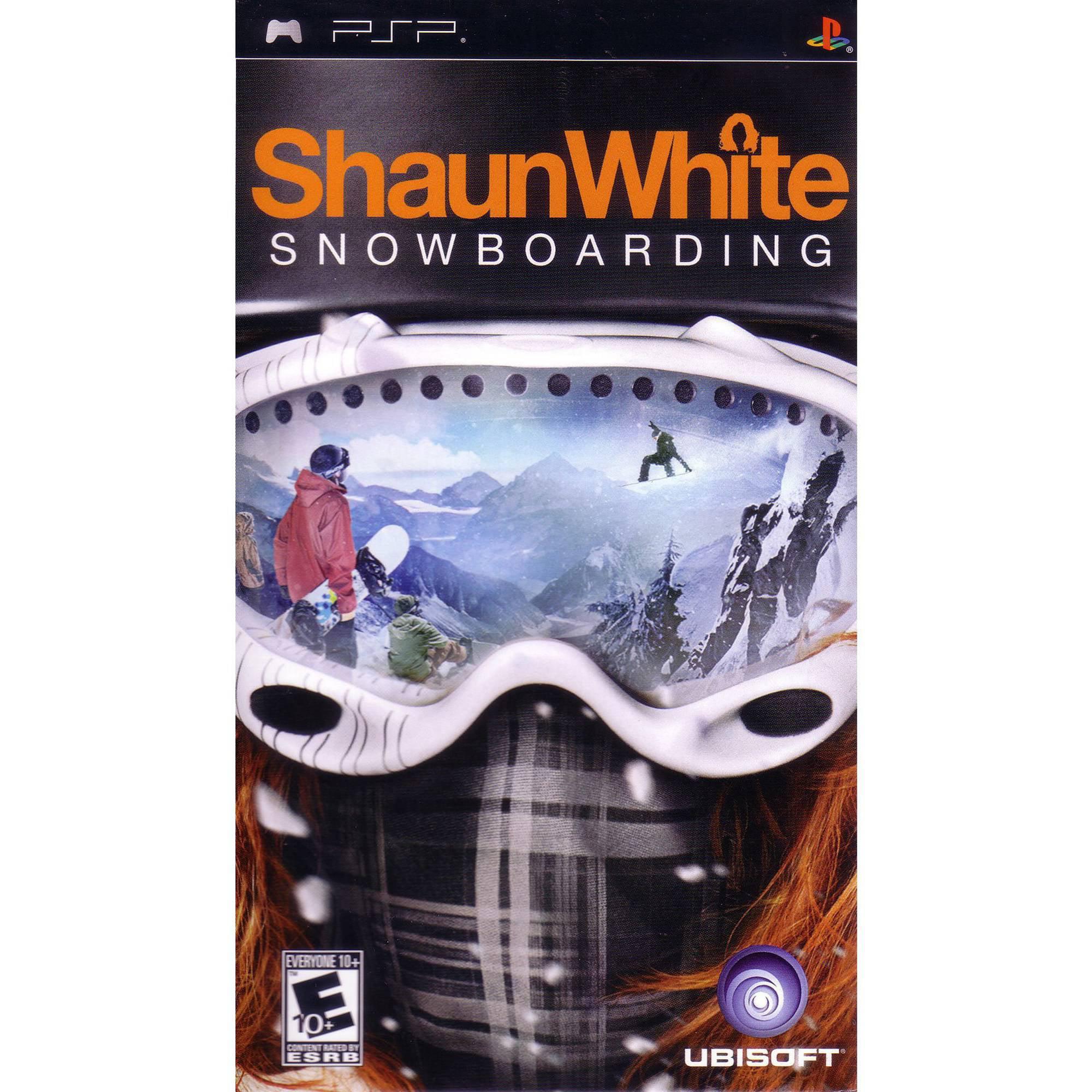 Shaun White Snowboarding (PSP) - Pre-Owned
