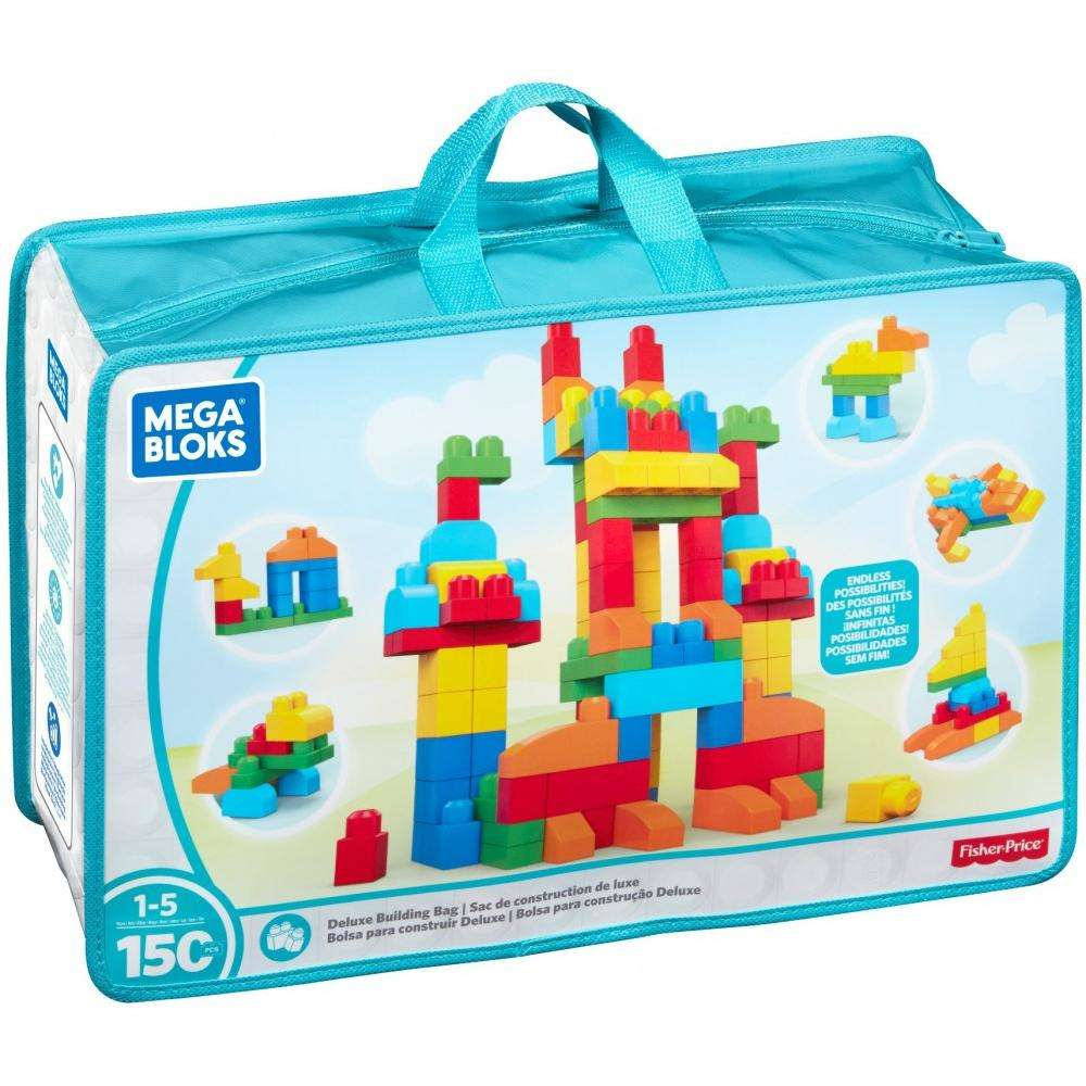 Mega Bloks First Builders Deluxe Building Bag by MEGA Brands, Inc