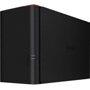 Buffalo LinkStation 420 8TB 2-Drive NAS for Home/Home Office (LS420D0802) -  2 x 4 TB HDD - Personal Cloud - Easy Setup - WebAccess - Backup Software -