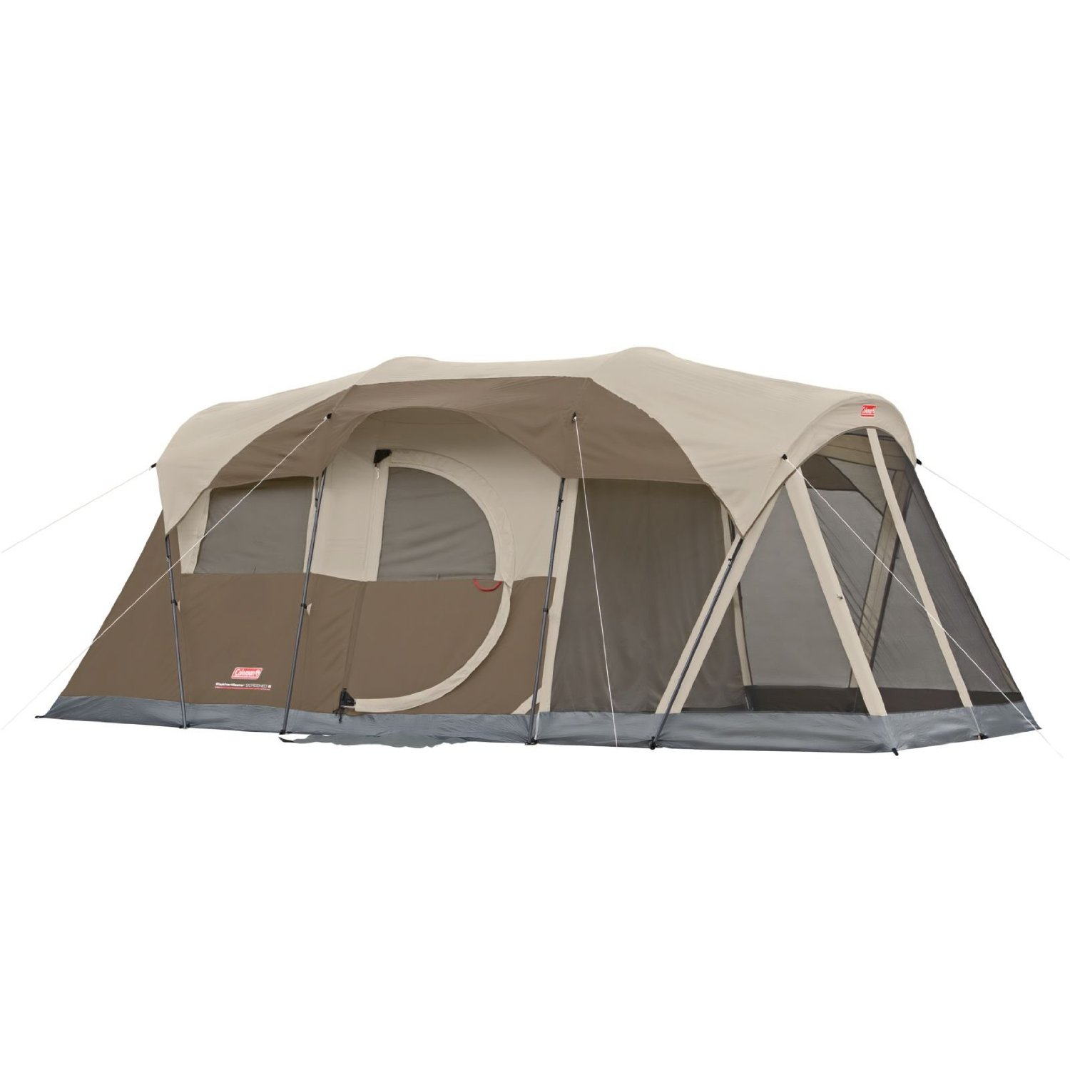 Coleman WeatherMaster 6-Person Screened Tent  sc 1 st  Walmart.com & Coleman WeatherMaster 6-Person Screened Tent - Walmart.com