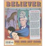 The Believer : The Art Issue
