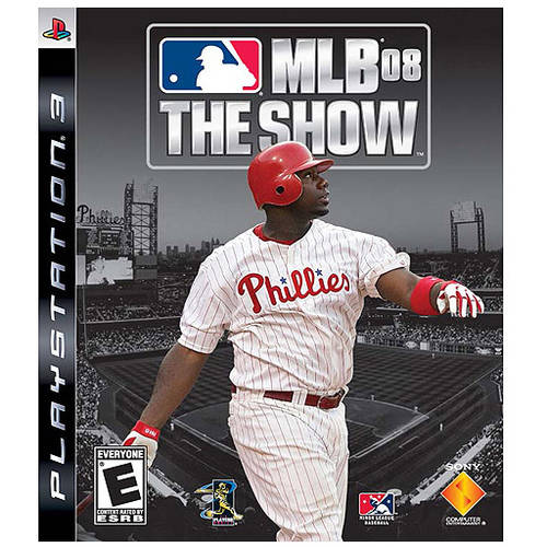 Mlb 08: The Show (PS3) - Pre-Owned
