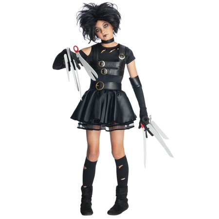 Miss Scissorhands Tween Girl Costume