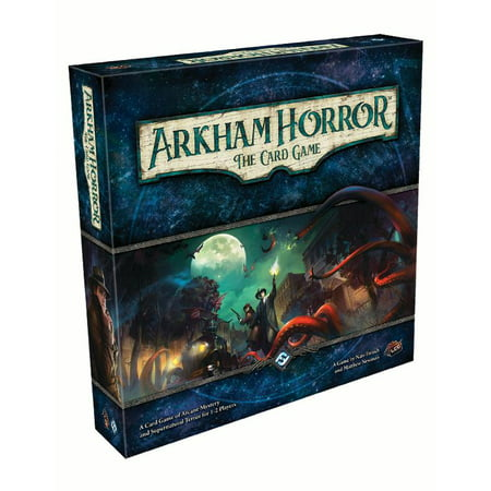 Arkham Horror: The Card Game - Halloween Horror Game